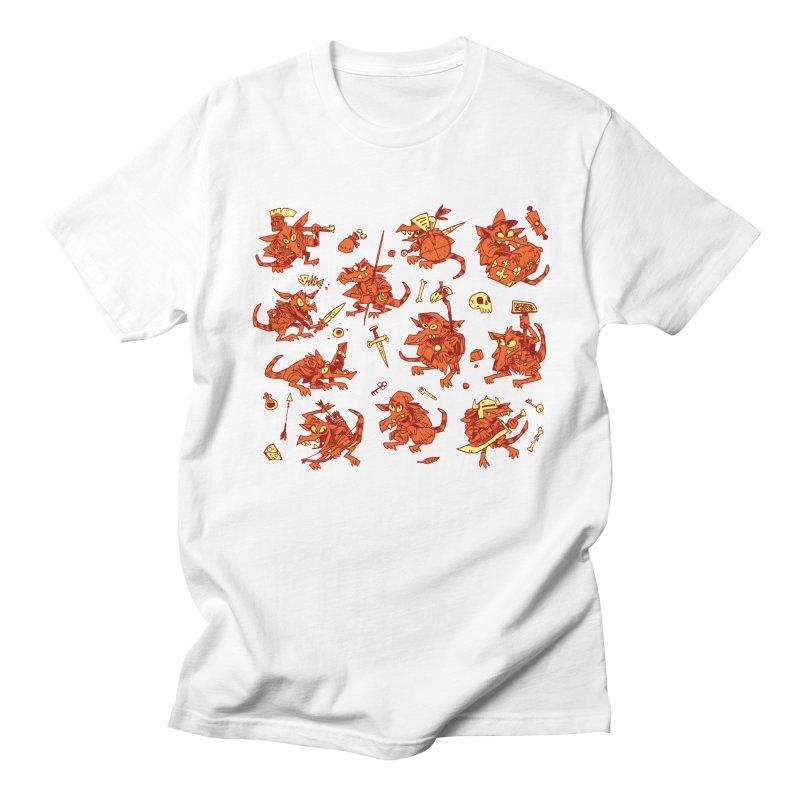 Kobold Party Women's Regular Unisex T-Shirt by Kyle Ferrin's Artist Shop