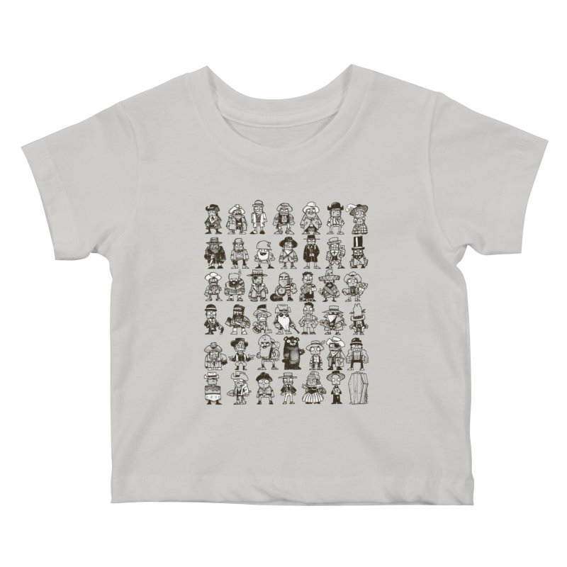 Mostly Cowboys   by Kyle Ferrin's Artist Shop