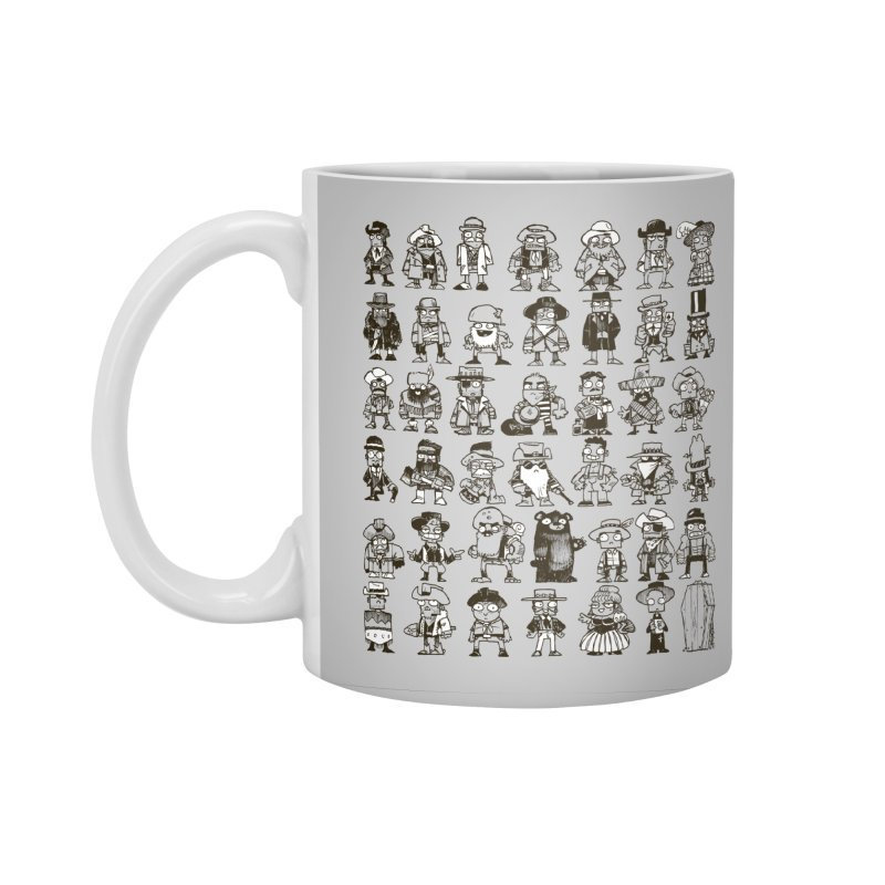 Mostly Cowboys Accessories Mug by Kyle Ferrin's Artist Shop