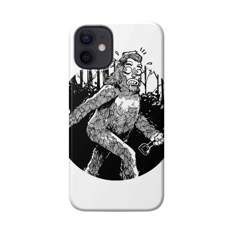 Sasquatch Secret Accessories Phone Case by Kyle Ferrin's Artist Shop