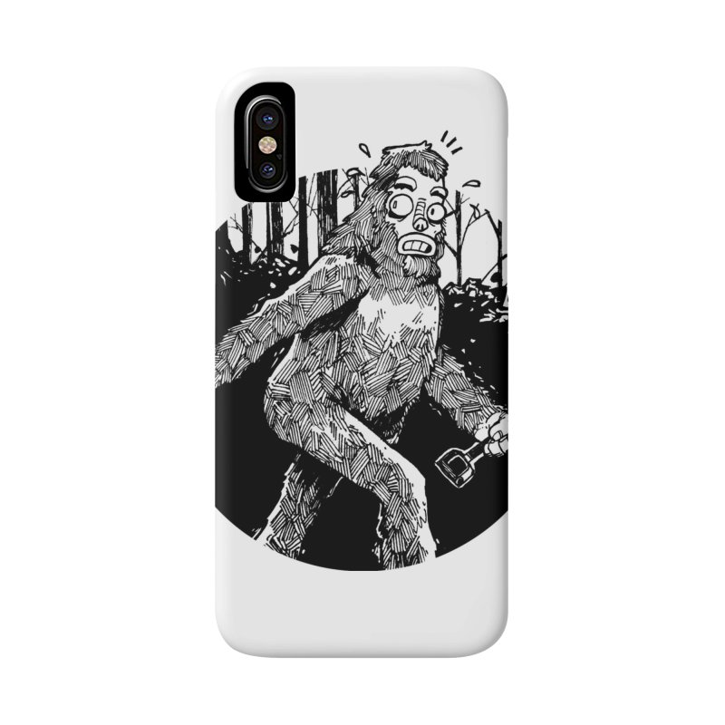 Sasquatch Secret Accessories Phone Case by Kyle Ferrin's Artist Shop
