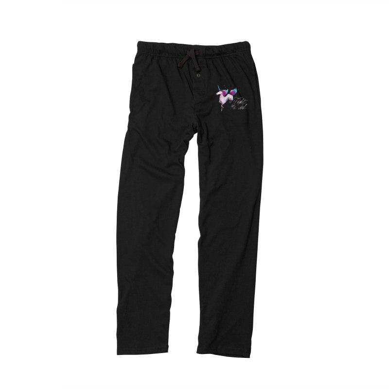 Fight Me IRL Women's Lounge Pants by Kyle Ferrin's Artist Shop