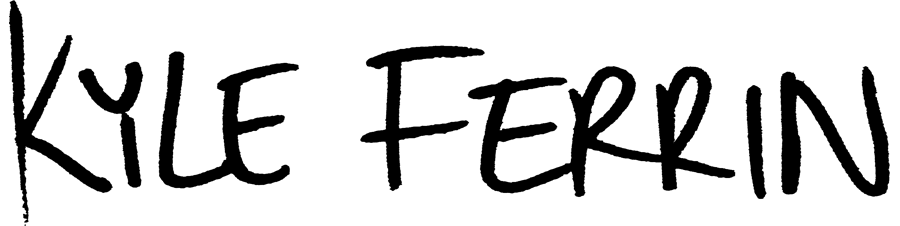 Kyle Ferrin's Artist Shop Logo