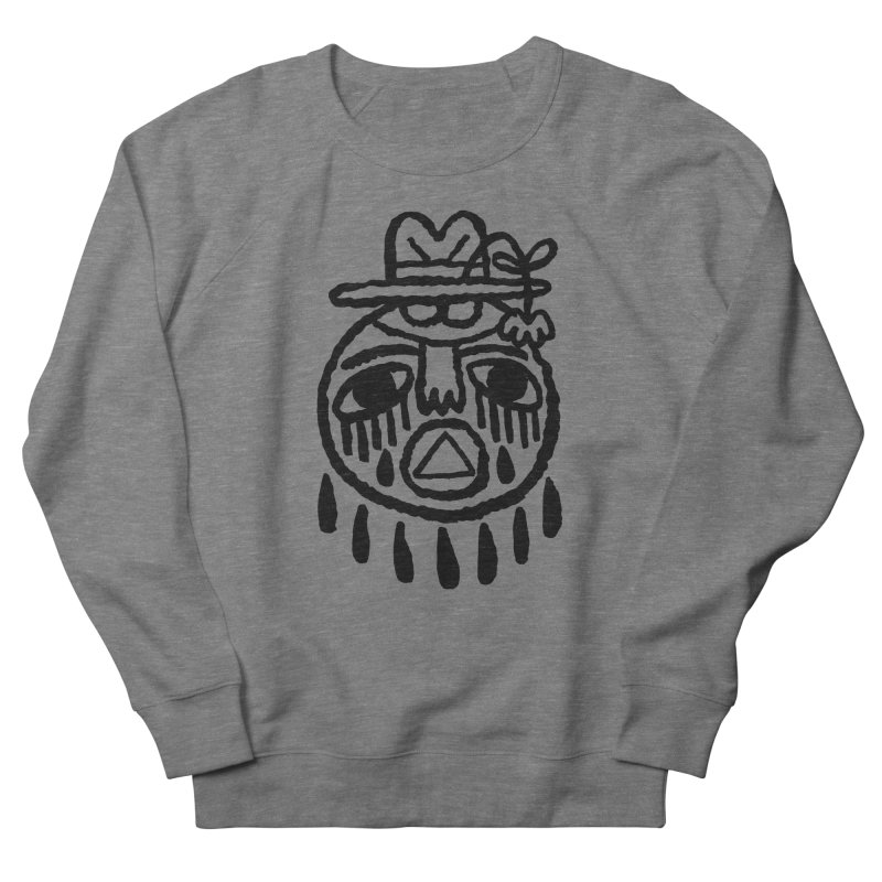 8-Ball Women's French Terry Sweatshirt by Kyle Stecker Illustration