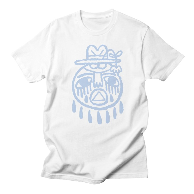 8-Ball Blue Men's T-Shirt by Kyle Stecker Illustration