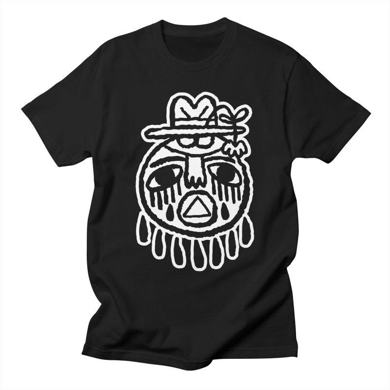 8-Ball Black Men's T-Shirt by Kyle Stecker Illustration