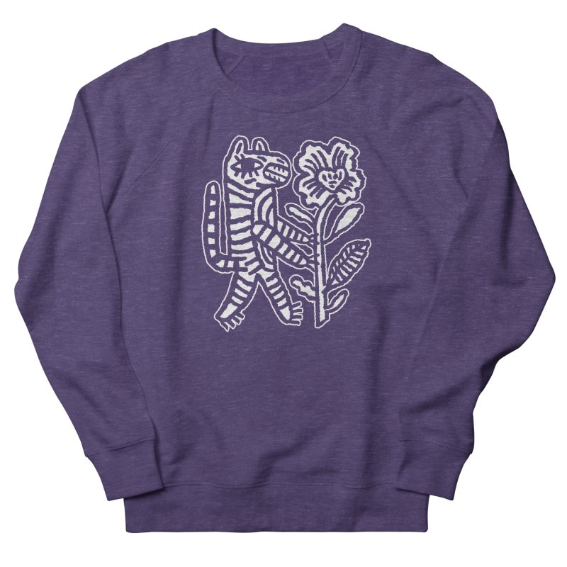 Special Delivery - White Women's Sweatshirt by Kyle Stecker Illustration
