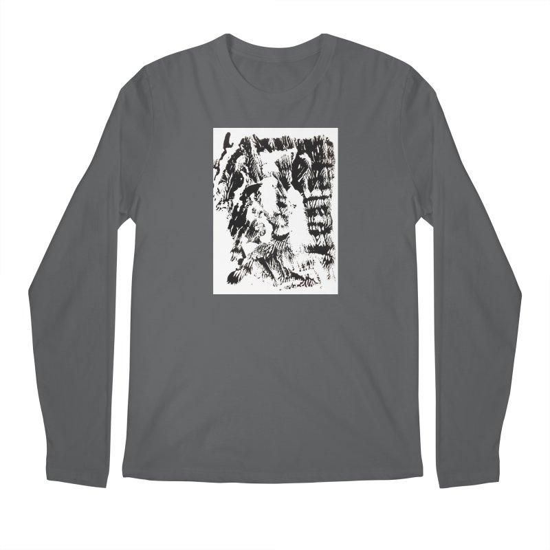 Mononoke Men's Longsleeve T-Shirt by kyon's Artist Shop