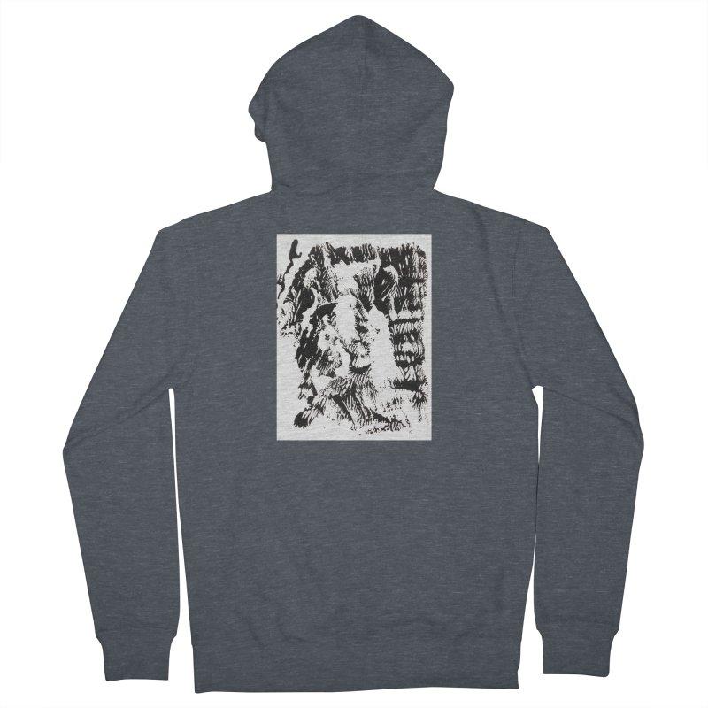 Mononoke Women's Zip-Up Hoody by kyon's Artist Shop