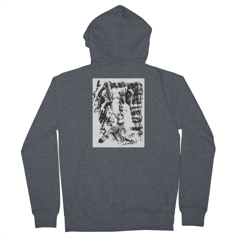 Mononoke Men's Zip-Up Hoody by kyon's Artist Shop