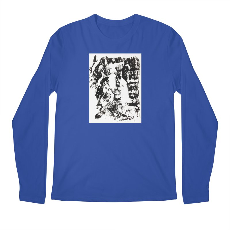 Mononoke Men's Regular Longsleeve T-Shirt by kyon's Artist Shop