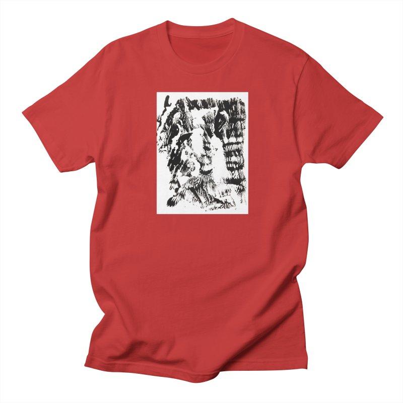 Mononoke Men's Regular T-Shirt by kyon's Artist Shop