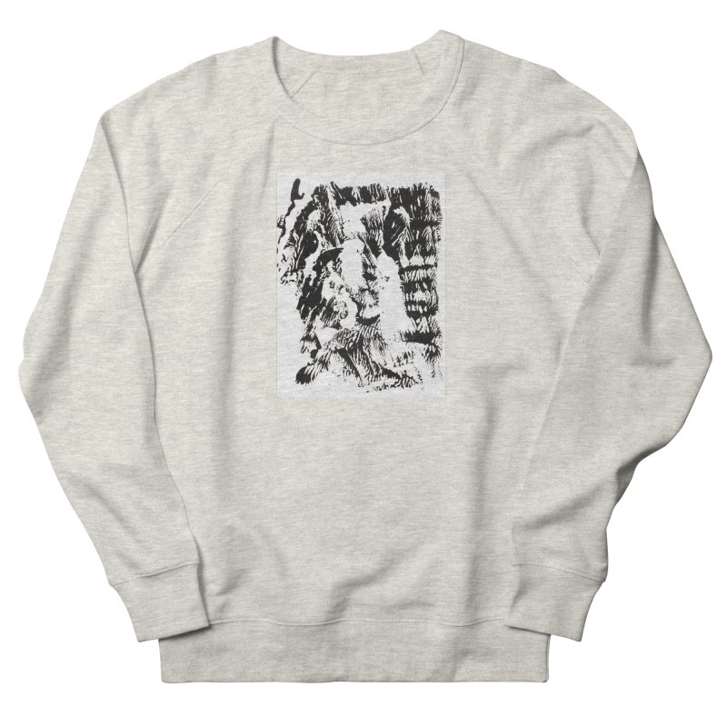 Mononoke Women's French Terry Sweatshirt by kyon's Artist Shop