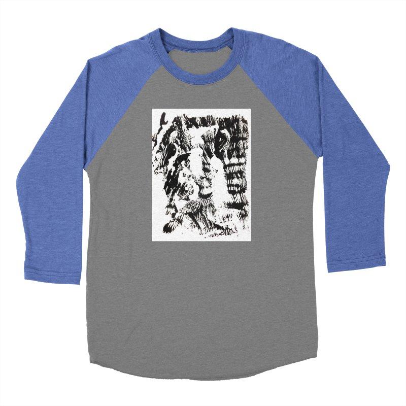 Mononoke Men's Baseball Triblend T-Shirt by kyon's Artist Shop