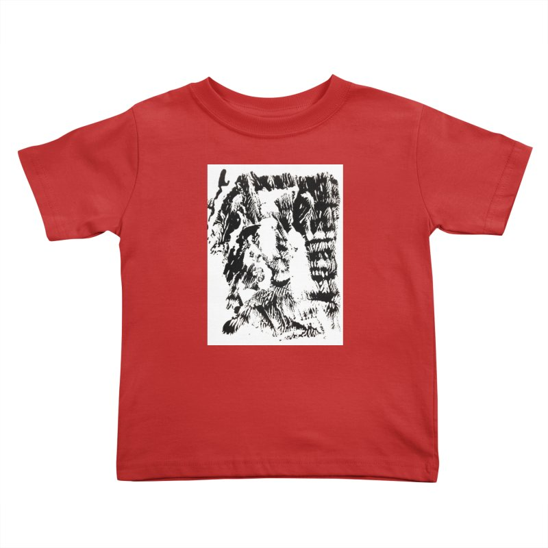 Mononoke Kids Toddler T-Shirt by kyon's Artist Shop