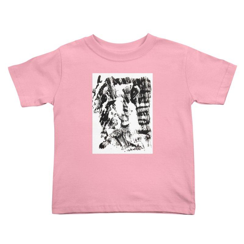 Mononoke Kids Toddler T-Shirt by kyon's Artist Shop