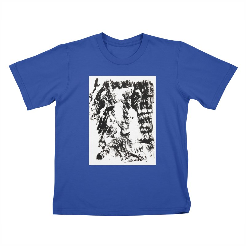 Mononoke Kids T-Shirt by kyon's Artist Shop