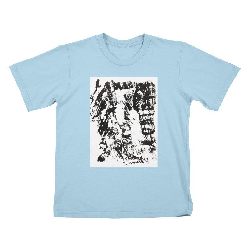 Mononoke Kids T-Shirt by kyon's Artist Shop