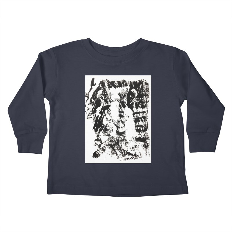 Mononoke Kids Toddler Longsleeve T-Shirt by kyon's Artist Shop