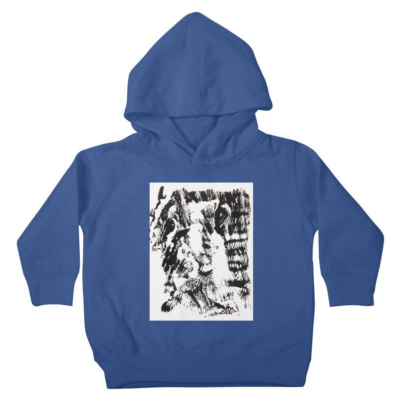 Mononoke Kids Toddler Pullover Hoody by kyon's Artist Shop