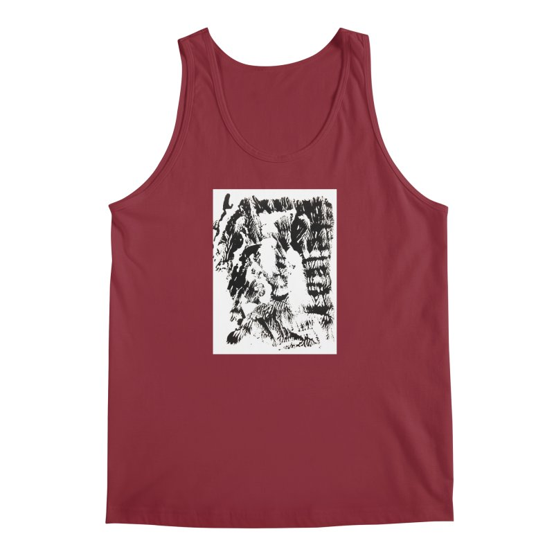 Mononoke Men's Regular Tank by kyon's Artist Shop