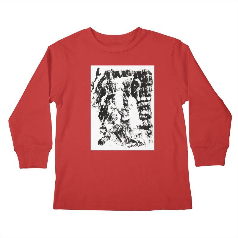 Mononoke Kids Longsleeve T-Shirt by kyon's Artist Shop
