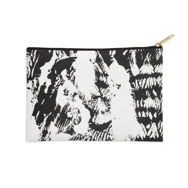 Mononoke Accessories Zip Pouch by kyon's Artist Shop