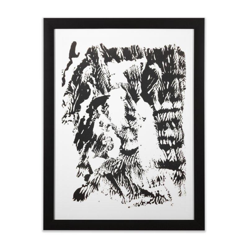 Mononoke Home Framed Fine Art Print by kyon's Artist Shop
