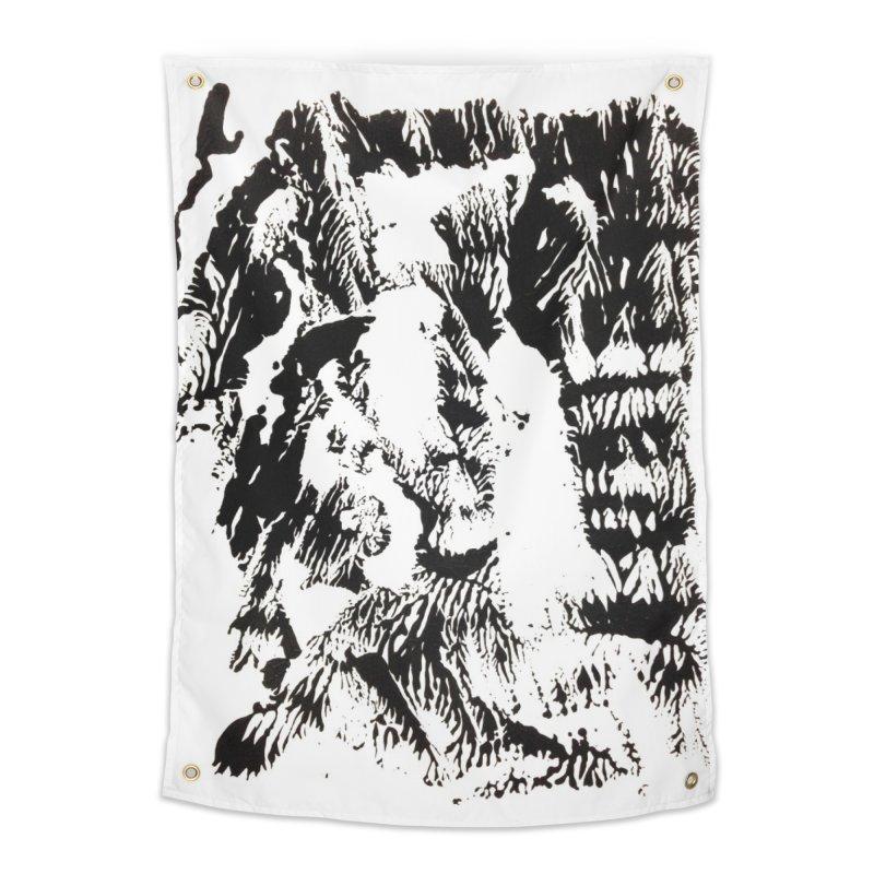 Mononoke Home Tapestry by kyon's Artist Shop