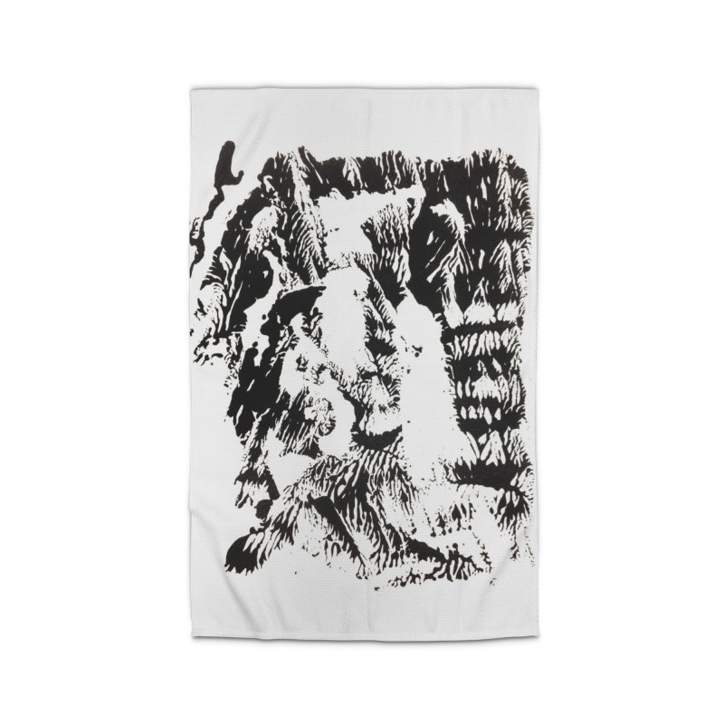 Mononoke Home Rug by kyon's Artist Shop
