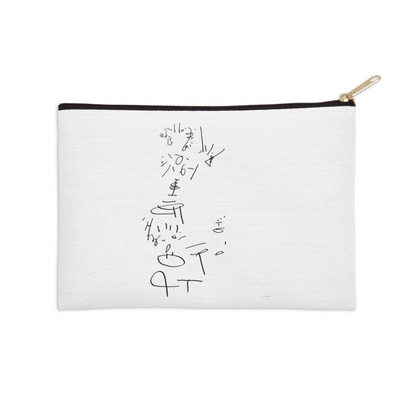 1 Accessories Zip Pouch by kyon's Artist Shop