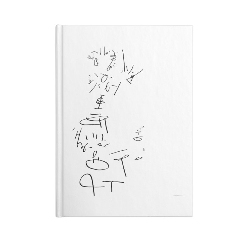 1 Accessories Notebook by kyon's Artist Shop
