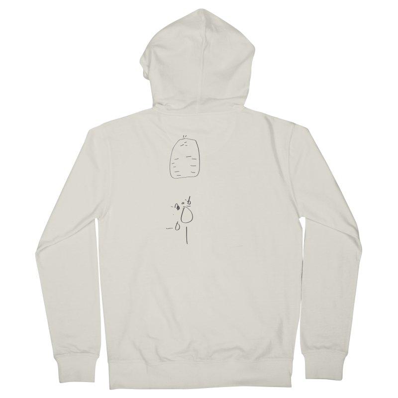 2 Women's Zip-Up Hoody by kyon's Artist Shop