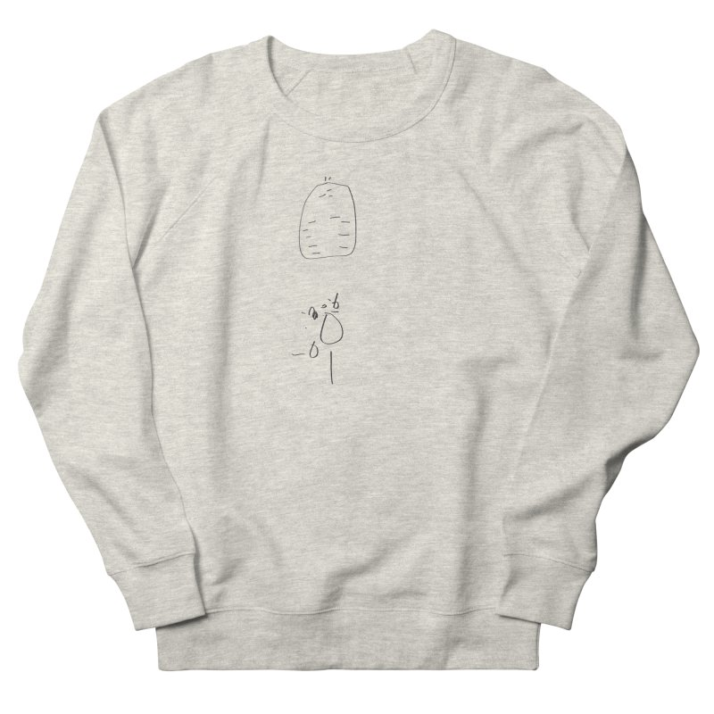 2 Women's French Terry Sweatshirt by kyon's Artist Shop
