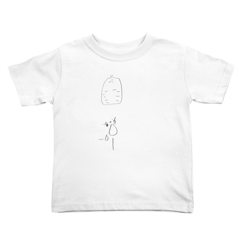 2 Kids Toddler T-Shirt by kyon's Artist Shop
