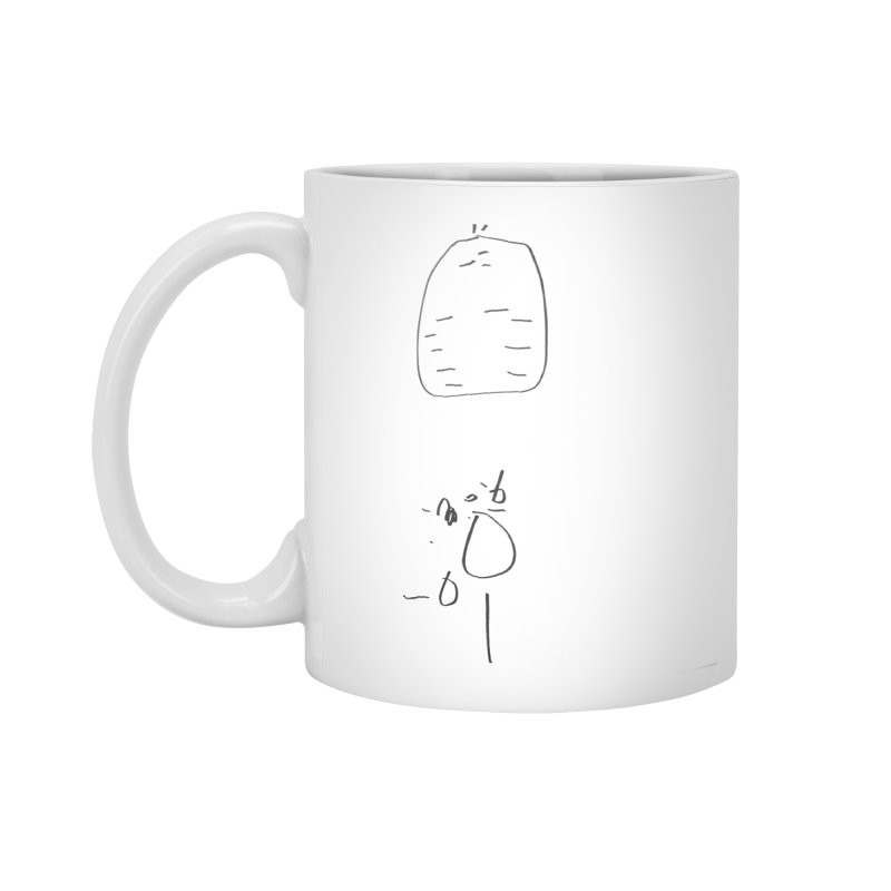 2 Accessories Mug by kyon's Artist Shop