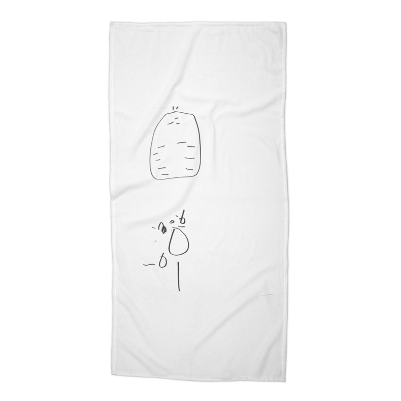 2 Accessories Beach Towel by kyon's Artist Shop