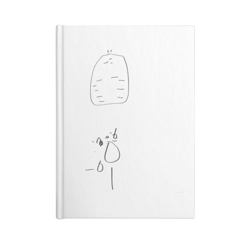 2 Accessories Notebook by kyon's Artist Shop