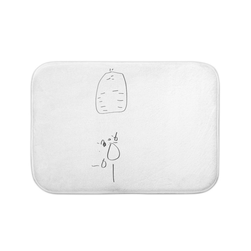 2 Home Bath Mat by kyon's Artist Shop