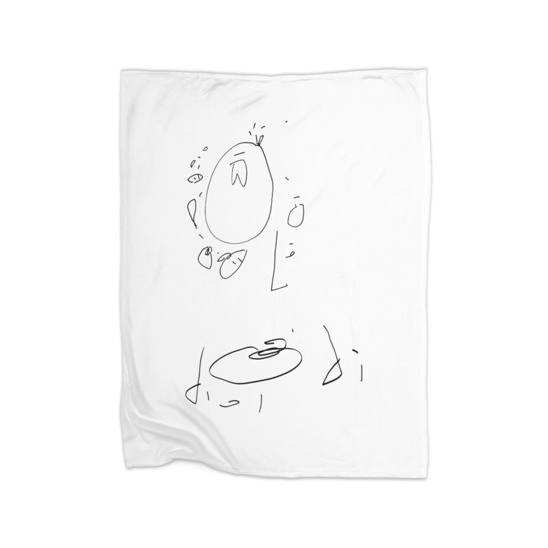 4 Home Blanket by kyon's Artist Shop