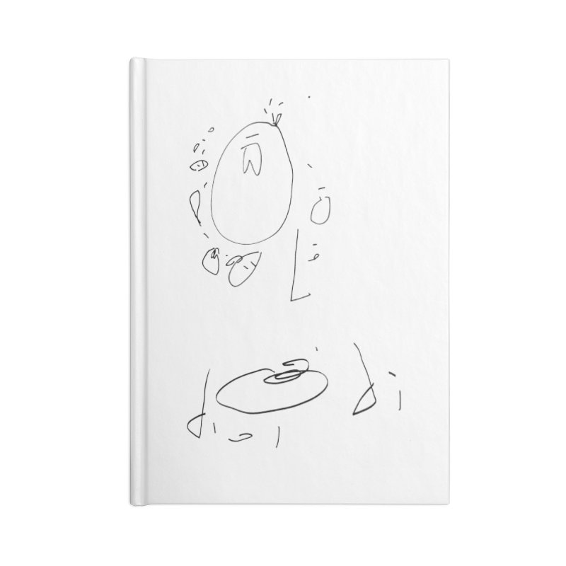 4 Accessories Notebook by kyon's Artist Shop