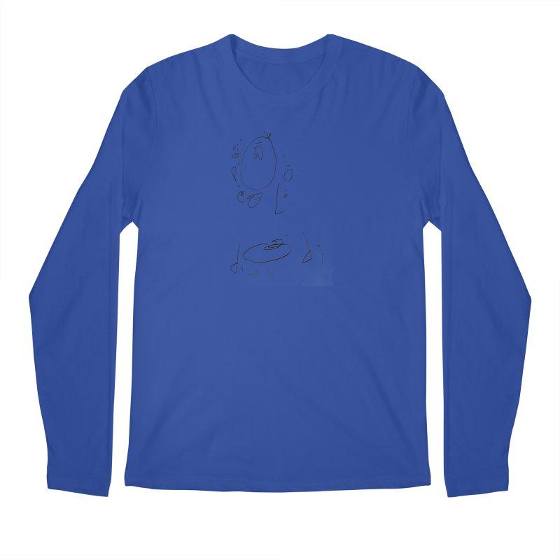 4 Men's Regular Longsleeve T-Shirt by kyon's Artist Shop
