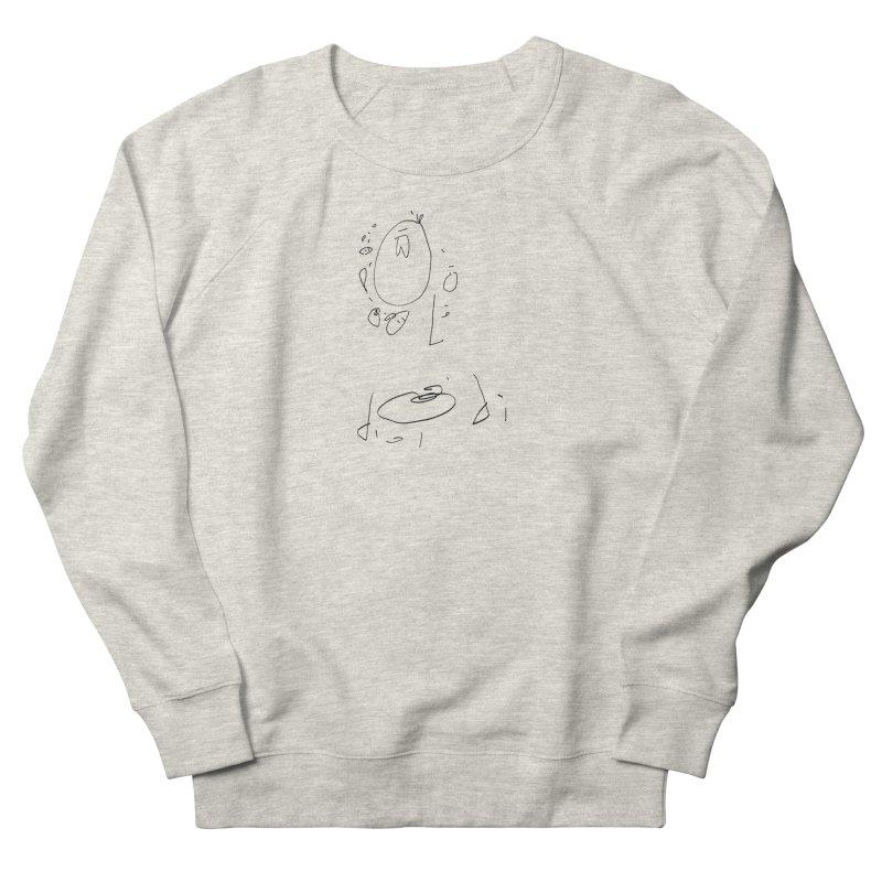 4 Women's French Terry Sweatshirt by kyon's Artist Shop