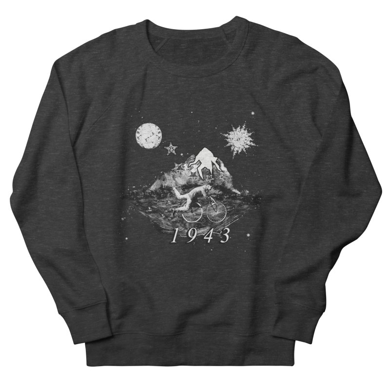 The Bicycle Ride Men's Sweatshirt by lab604   threadless