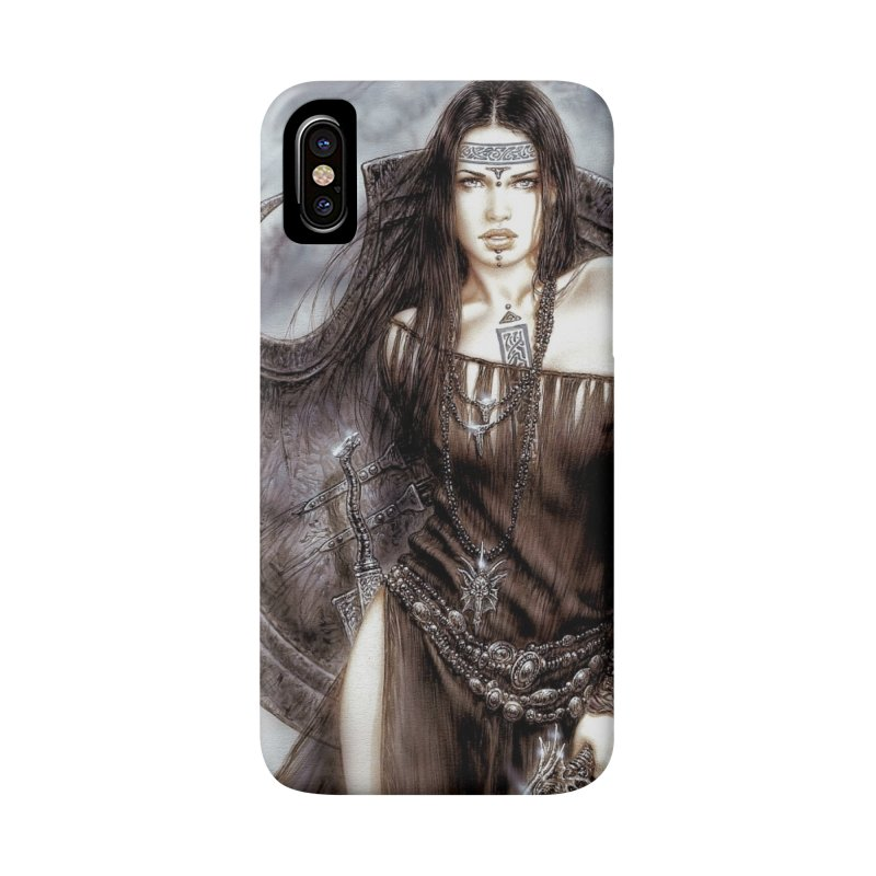 Luis Royo - Phone Case Fantasy Dragon Accessories Phone Case by Laberinto Gris
