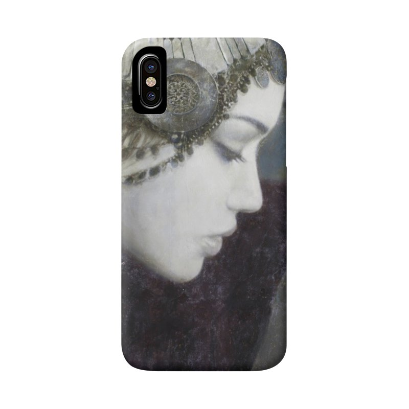 Romulo Royo - Goddesses of Nibiru Accessories Phone Case by Laberinto Gris