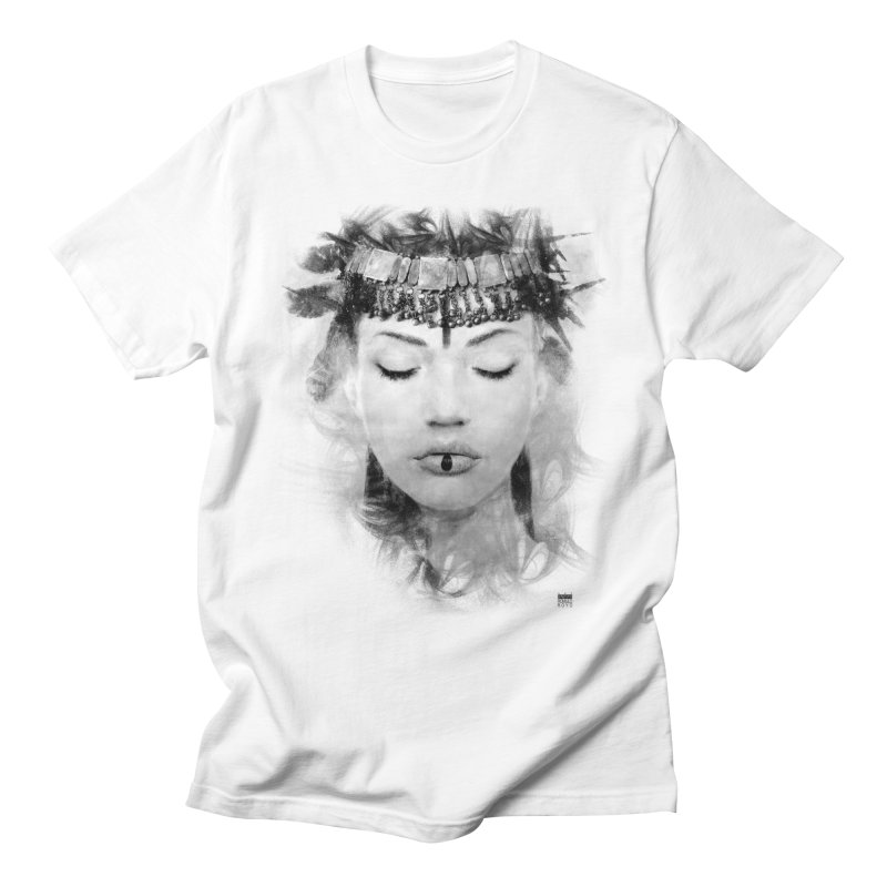 Romulo Royo - Goddesses of Nibiru Men's T-Shirt by Laberinto Gris