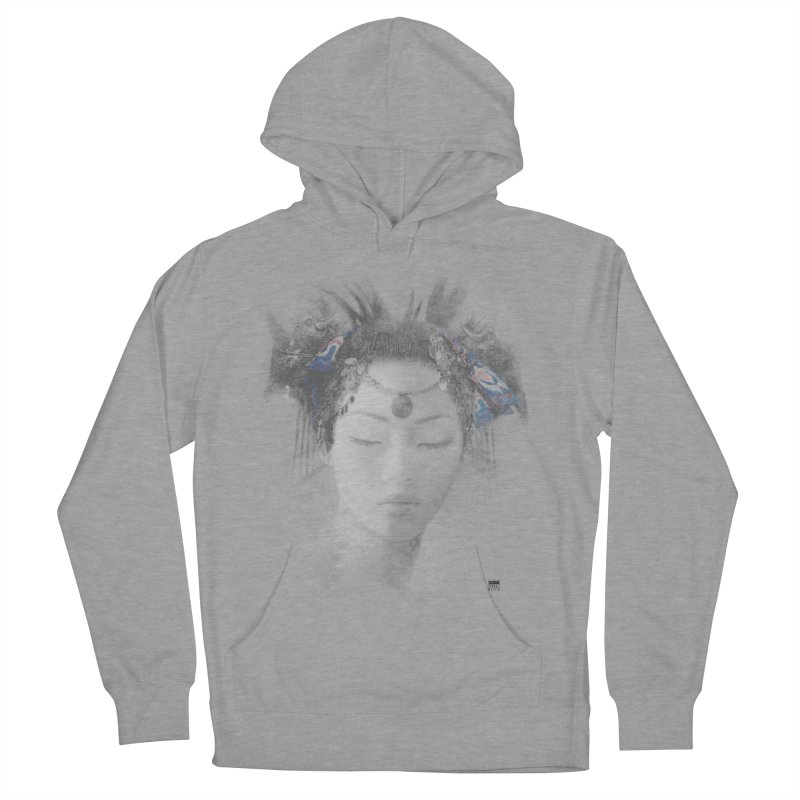 Romulo Royo - Goddesses of Nibiru Men's French Terry Pullover Hoody by Laberinto Gris