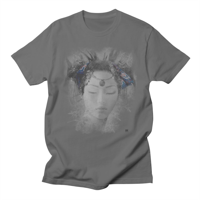Romulo Royo - Goddesses of Nibiru Men's Regular T-Shirt by Laberinto Gris