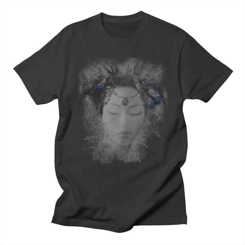 Romulo Royo - Goddesses of Nibiru Men's Regular T-Shirt by Laberinto Gris